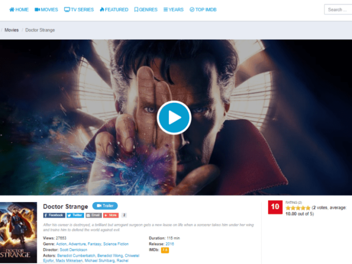 123moviesOnline – Watch the latest free [HD movies]