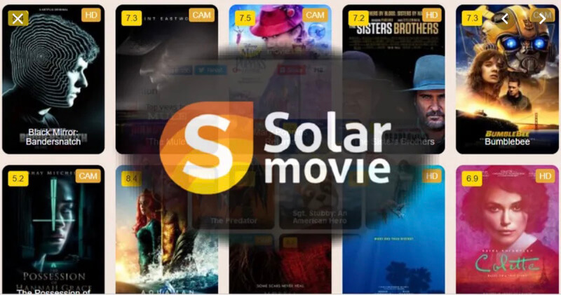 Top Best SolarMovie Alternatives