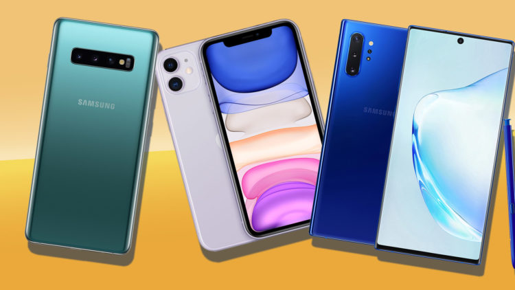 Most Selling Phones in this year