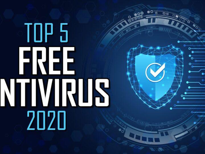 5 Best Free Antivirus Software for Windows in 2020