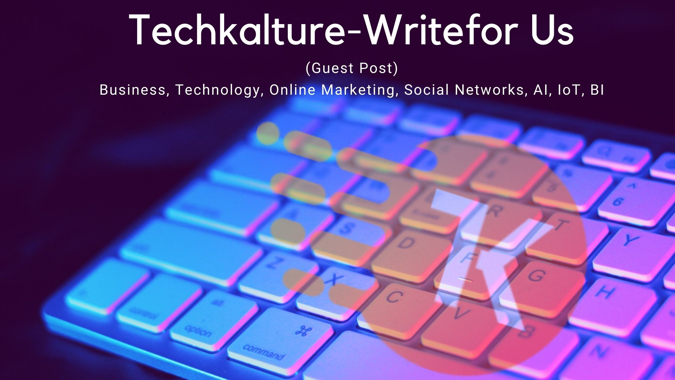 write for us tech