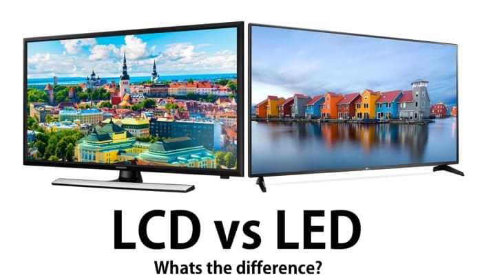 LCD Vs. LED: What Is the Difference?