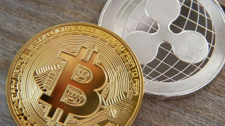 What is the difference between BTC and XRP?
