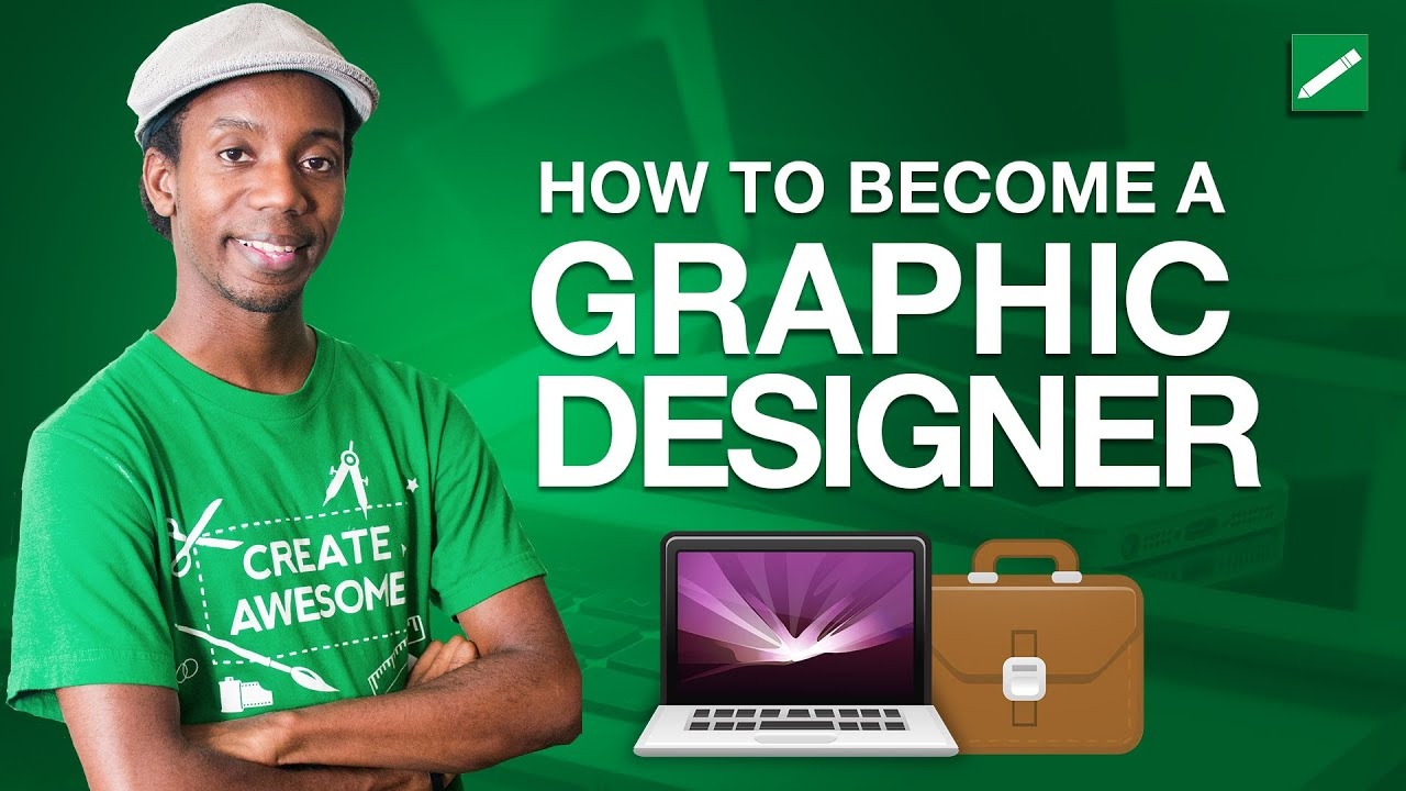 What kind of education do you need to become a graphic designer?