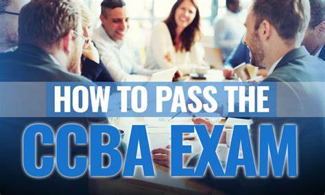 6 Tips for CCBA exams
