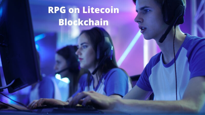 Germany Based Gaming Company Launches RPG on Litecoin Blockchain