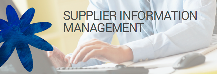 How to effectively utilise Supplier Information Management