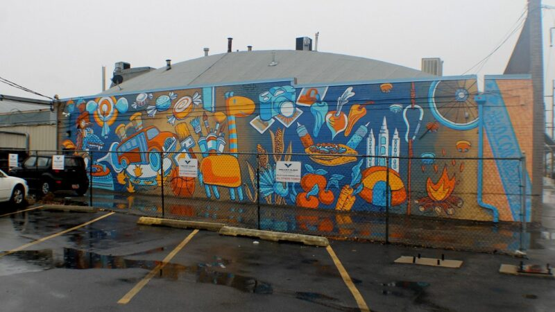Launching a successful mural painting business