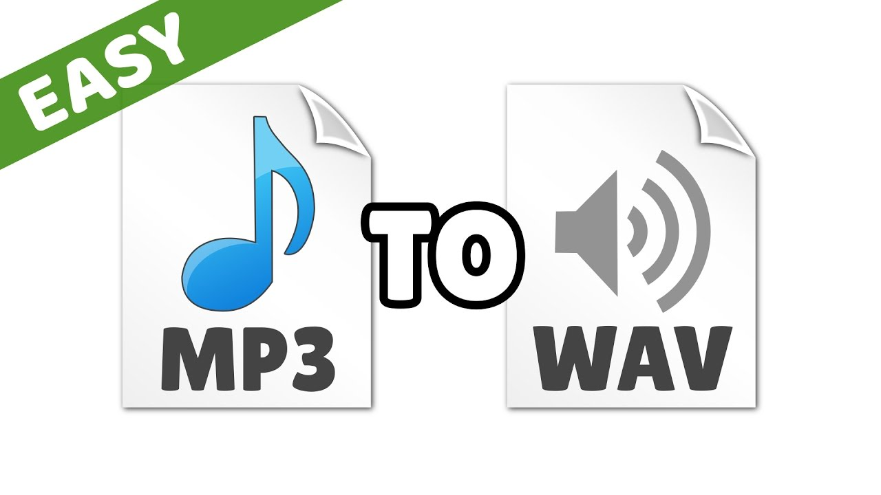 How To Convert Mp3 to WAV Online