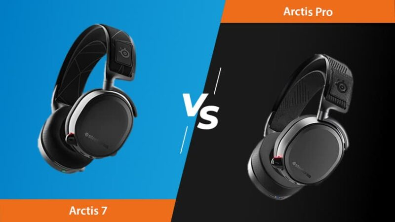 Arctis 7 vs Arctis Pro Comparison: Which Gaming Headset should you buy in 2021?
