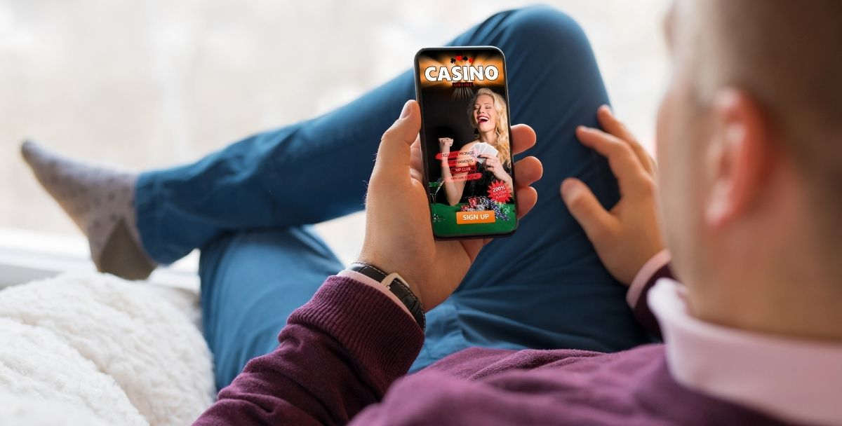 The popular games which are available on mobile casino apps
