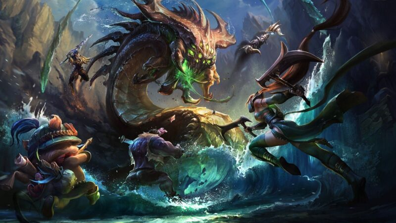 League Guides for New Players