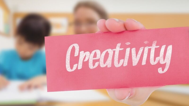 Role and Importance of Creativity in Classroom