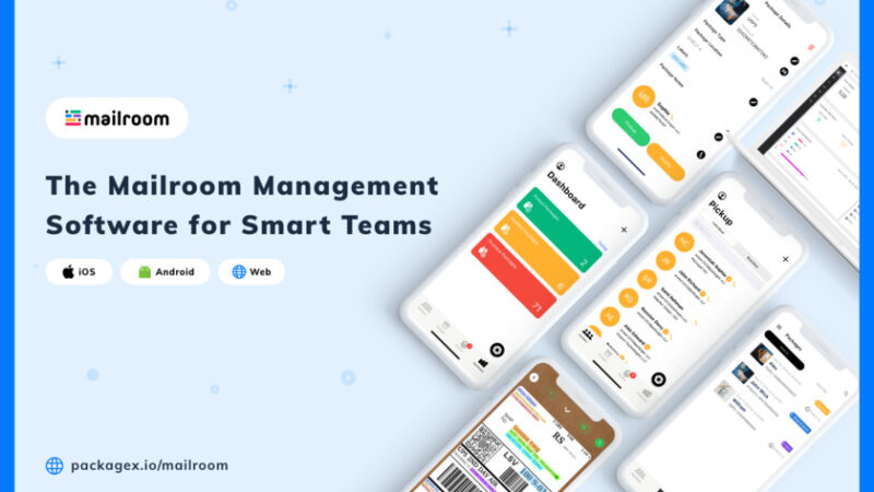 Manage Your University Mailroom Management Issues with Mailroom by PackageX