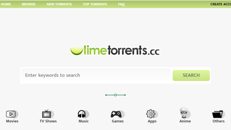 LimeTorrents Proxy – Verified Torrents | Unblock LimeTorrents