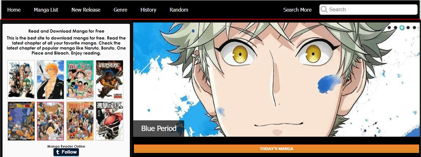 manga freak